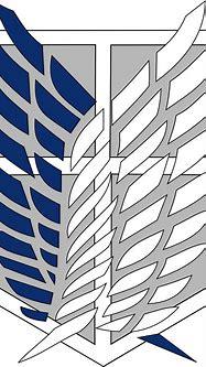 Survey Corps Emblem by Captain-Connor on DeviantArt