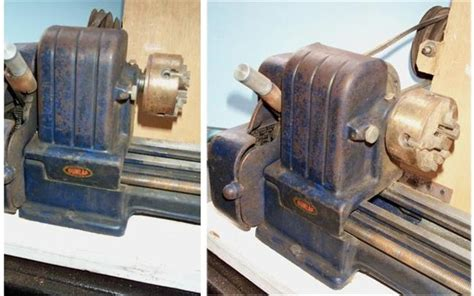 photo index sears dunlap  metal lathe