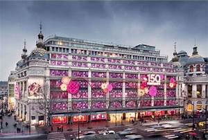 Printemps launches the festivities for its 150th ...