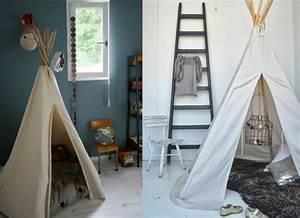 Tipi Pour Chambre : o trouver un tipi pour la chambre des kids joli place ~ Teatrodelosmanantiales.com Idées de Décoration