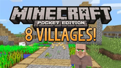 Minecraft Pocket Edition (best Village