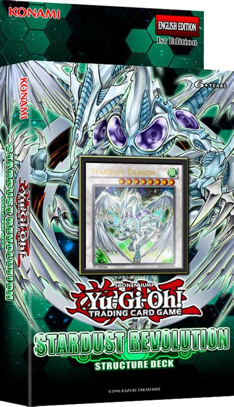 yugioh structure deck list yugi structure deck stardust revolution by grezar on deviantart