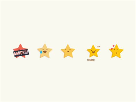 Svg can do much more than display static images. Ratings - All the Stars :) by Arjun Arunkumar for Swiggy ...
