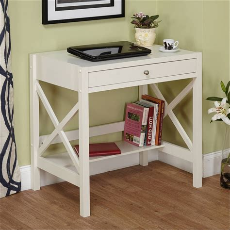 small white writing desk bedroom computer desks for small spaces small writing desk
