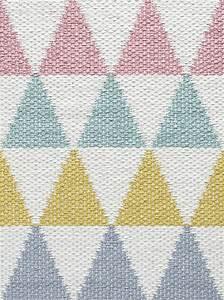 Tapis Rose Pastel : les tapis graphiques et pastel de lina johansson la petite scandinave ~ Teatrodelosmanantiales.com Idées de Décoration