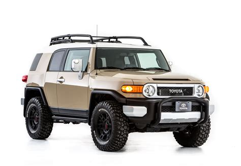 Toyota Cruiser by 2013 Toyota Fj S Cruiser Concept By Trd Top Speed