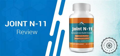 Zenith Labs Joint N-11 Reviews - Joint N-11 Pain Relief ...
