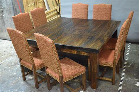 buffet cuisine pin meubles de salle à manger table de bois massif faites