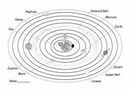 Solar System Black And White Clipart solar system printable - pics      Solar System Black And White Images