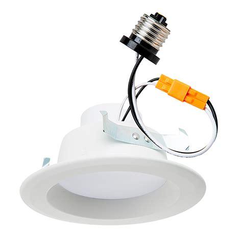 led retrofit can lights retrofit led can lights for 4 quot fixtures 90 watt
