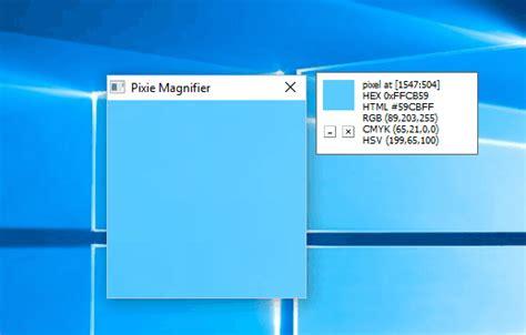 color picker apps  windows