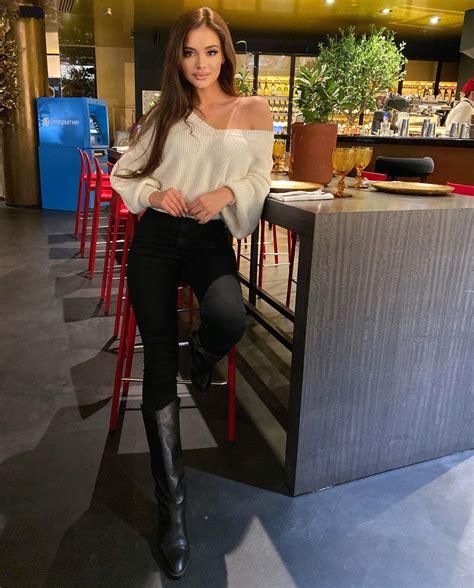 Christina Alb Bio Age Height Fitness Models