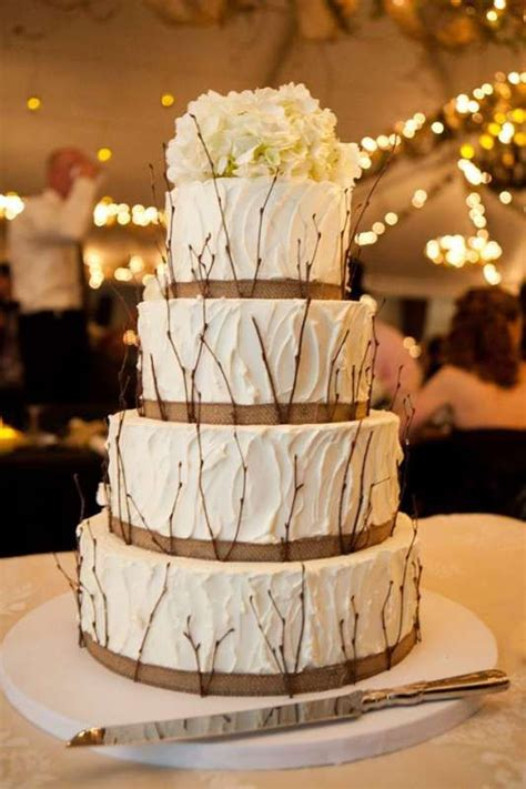 primitive kitchen themes 20 rustic country wedding cakes for the fall wedding