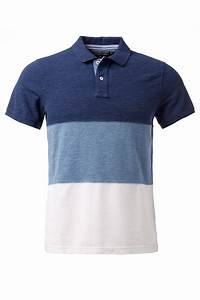 Tommy hilfiger Bessy Stripe Slim Fit Polo Shirt in Blue ...