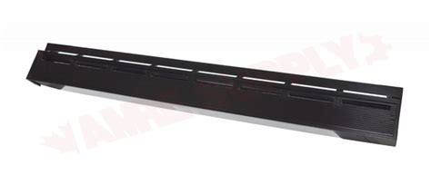 wgl ge refrigerator kickplate grille black amre supply