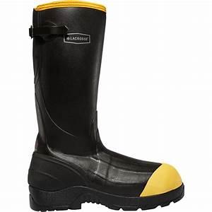 "LaCrosse Footwear - Alpha Aggressive 16"" Black 800G Non ..."