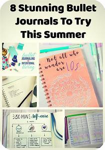 8 Bullet Journal Ideas To Try This Summer - Resin Crafts
