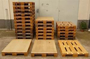 Holz Für Möbelbau : paletten mit platte holzpalette euro hnliche paletten ~ Michelbontemps.com Haus und Dekorationen