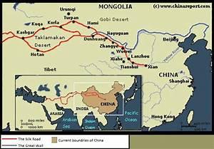 Cherchen (Qiemo) Report - Ruoqiang Main Menu