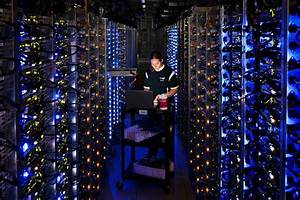 The Dalles, Oregon – Data Centers – Google
