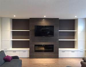 best 25 electric fireplace media center ideas on With kitchen cabinets lowes with electric wall art