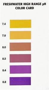 Api Ph Test Color Chart Api High Range Ph Test Kit 7 15