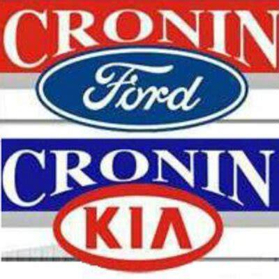 Cronin Kia by Cronin Ford Kia Croninauto