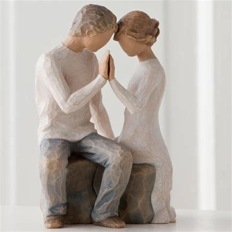 Willow Tree Around You   Figurine Collection