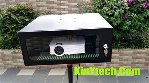 weatherproof outdoor projector enclosure diy waterproof