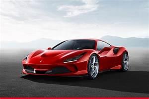 Ferrari F8 Tributo Unveiled With Less Weight  U0026 Pista
