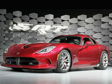 New Chrysler Sports Car by 5 Interesting Cars From New York Auto Show Chrysler Srt