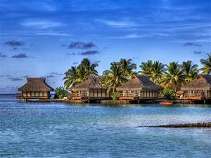 Romantic, Places, In, Maldives, Bungalow, Resorts, Ultra, Hd
