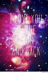 Pink Galaxy Background Tumblr Quotes - clipartsgram.com
