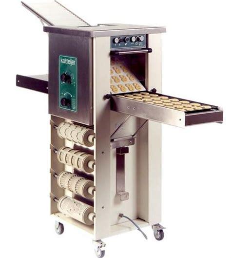 machine cuisine a tout faire kalmeijer machines rotative à biscuits pour pâte sablé