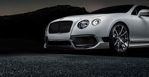 Vorsteiner Bentley Continental Gt Br10 Rs Photo 13477