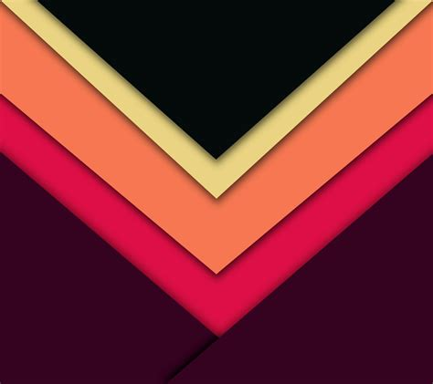 25 Material Design Inspired Wallpapers Interiors Inside Ideas Interiors design about Everything [magnanprojects.com]