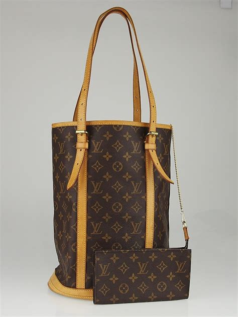 louis vuitton monogram canvas large bucket bag