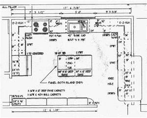 Perfect Designing a Kitchen Floor Plan Stroovi