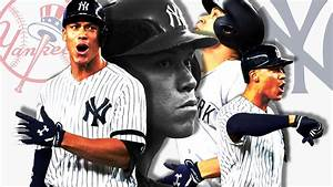 New York Yankees OF Aaron Judge was destined to wear ...