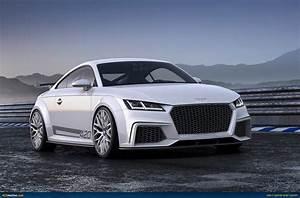 Audi Tt Quattro Sport : geneva 2014 audi tt quattro sport concept ~ Melissatoandfro.com Idées de Décoration