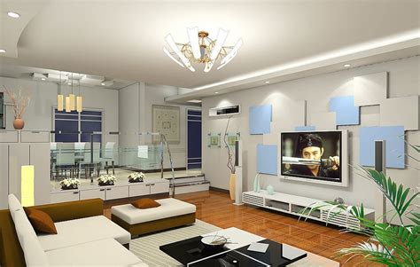Modern Curtains For Small Living Room by Green Tv Wall Living Room Design 3d House Free 3d House