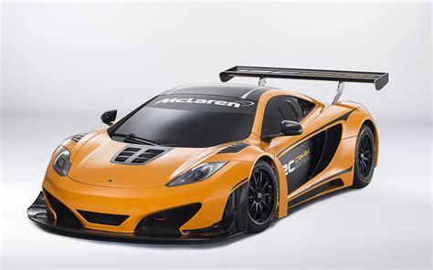 Mclaren 12c Racing Concept Wallpaper  Hd Car Wallpapers