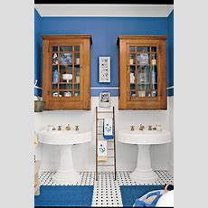 7 Beachinspired Bathroom Decorating Ideas  Southern Living