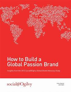 How to build a global passion brand: Insights from the ...