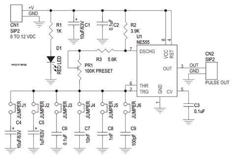 Simple Function Generator Pulse Using Timer