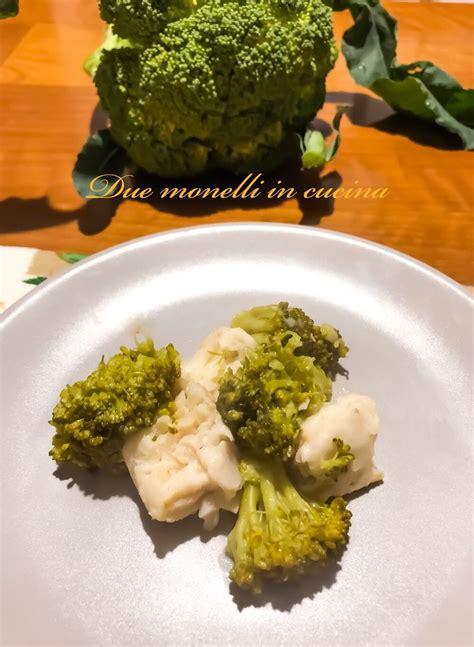 fiori di merluzzo in padella fiori di merluzzo con broccoli in padella ricetta