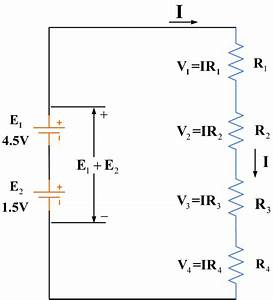 Series Circuit Definition
