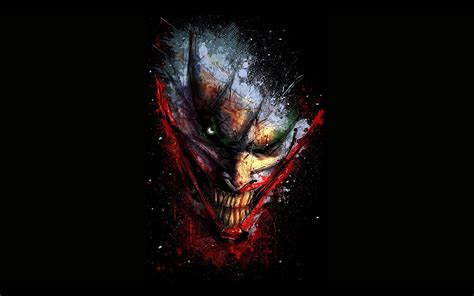 joker batman wallpapers hd desktop  mobile backgrounds