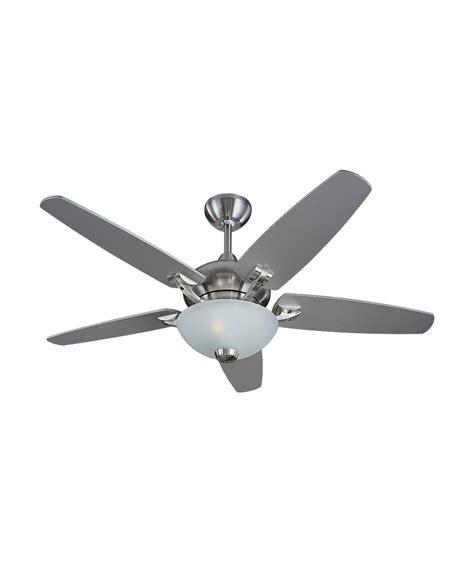 44 ceiling fan with light monte carlo 5vsr44 versio ii 44 inch ceiling fan with