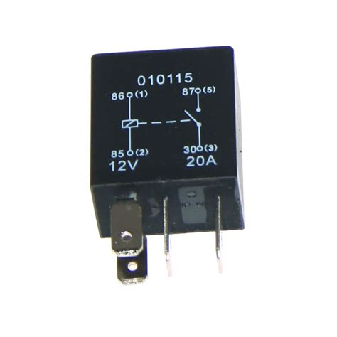 12v 20a micro relays competition supplies
